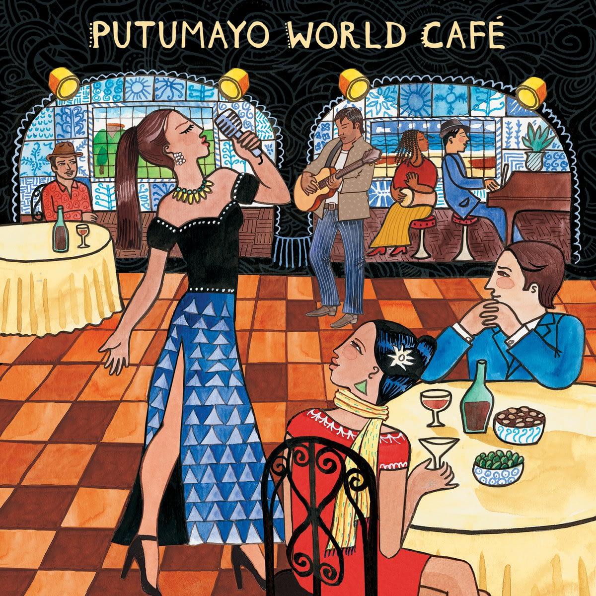 Mund Amor released on Putumayo