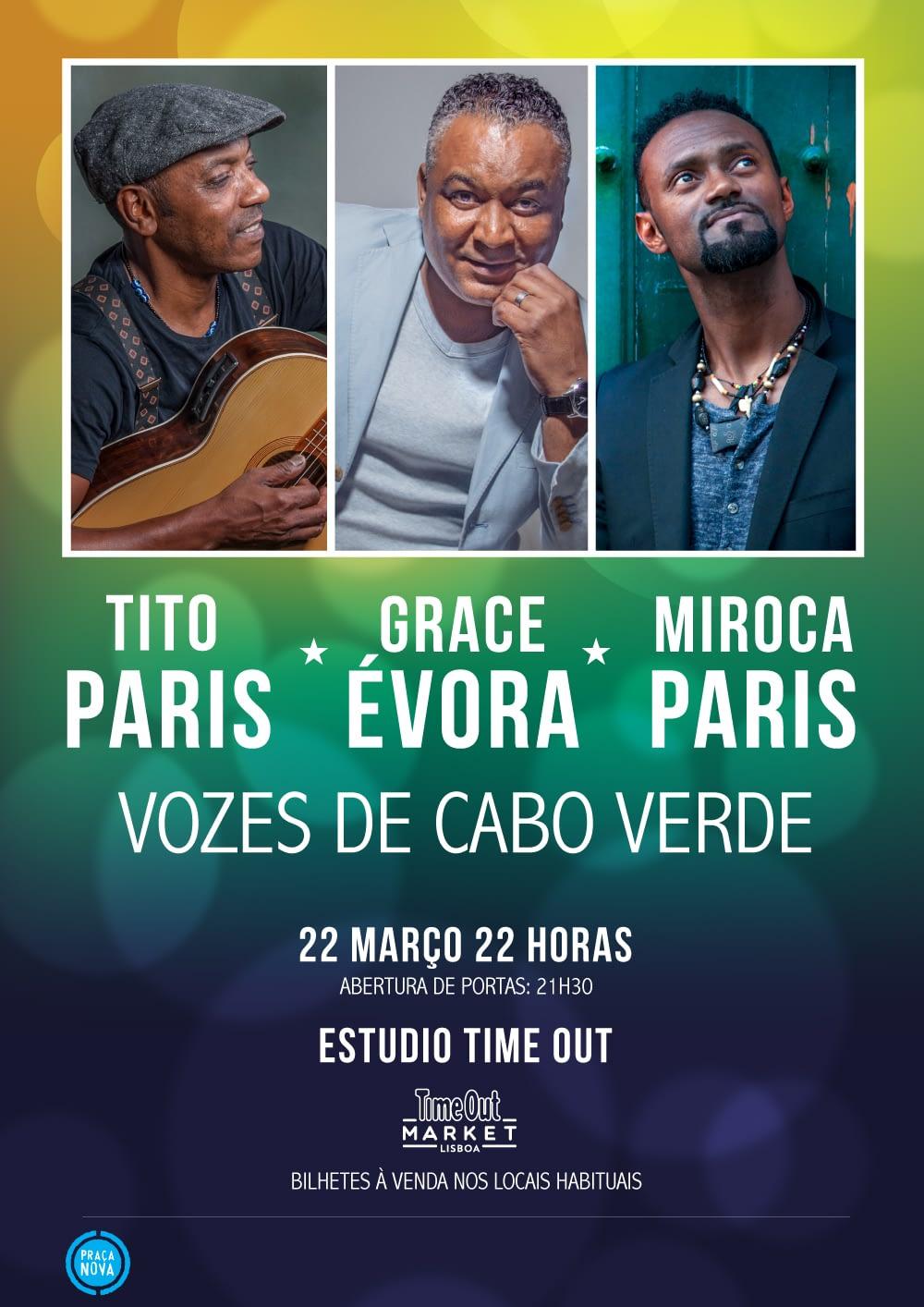 'Vozes de Cabo Verde'