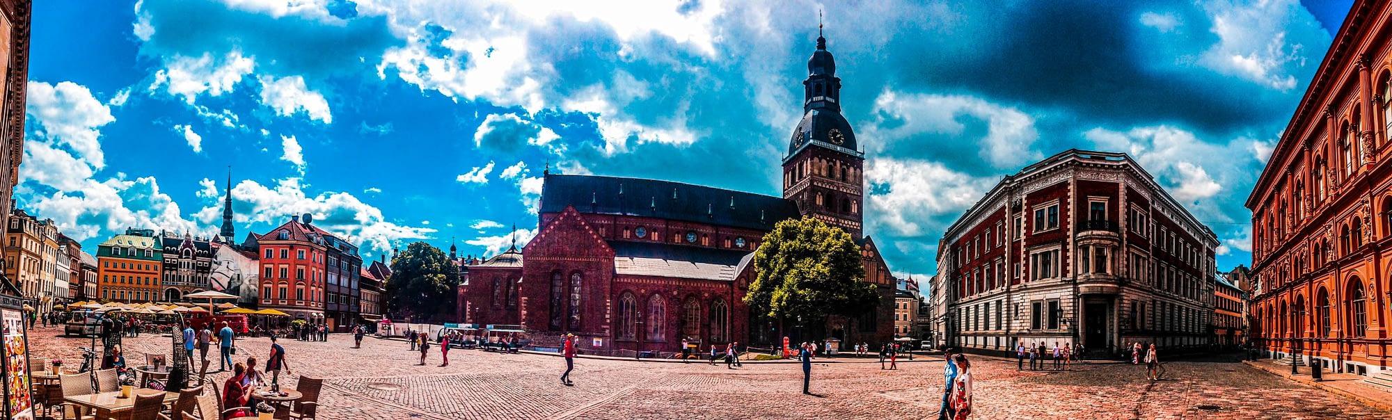 Riga centro scaled