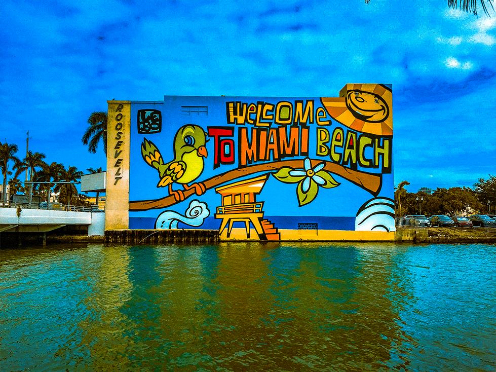 Welcome to Miami - Calle Nueva York
