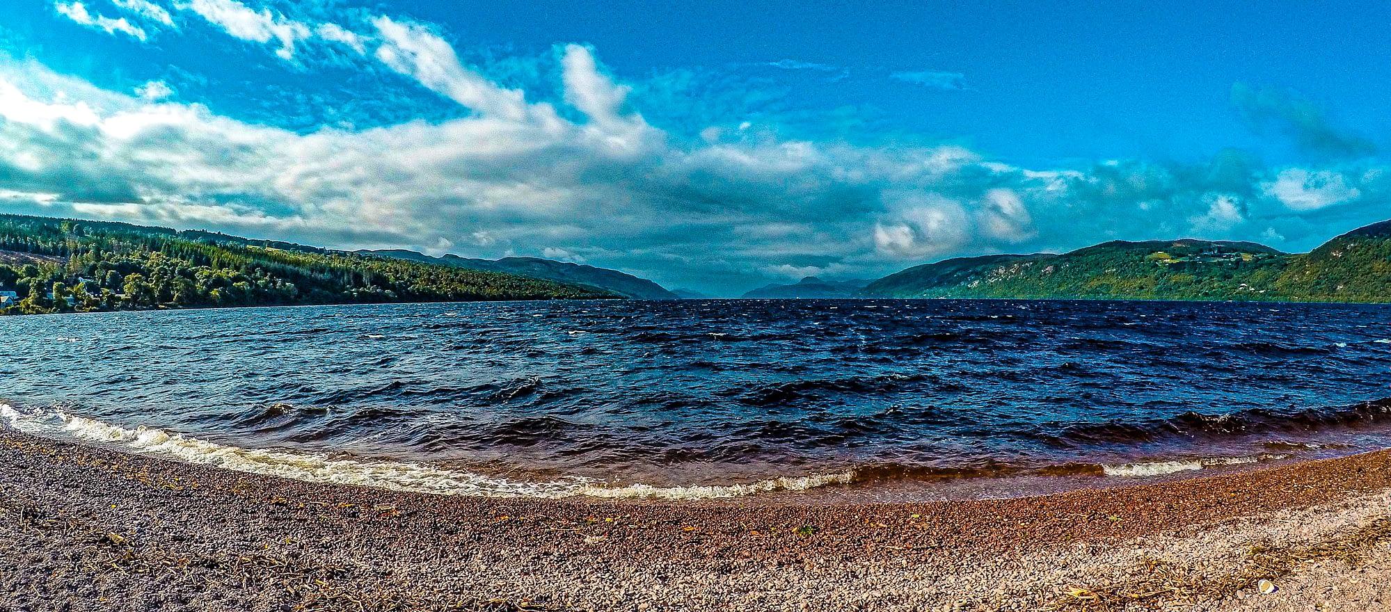 Loch Ness,Inverness, Scotland