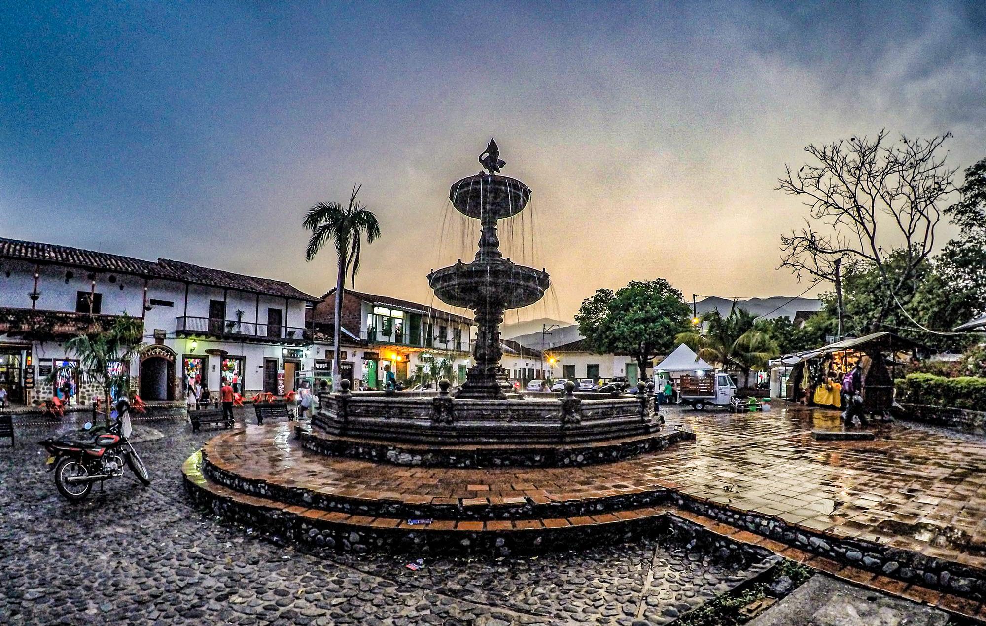 Santa Fé de Antioquia, Colombia