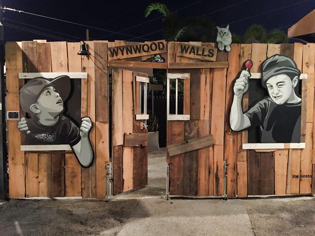 Wynwood Walls Miami Calle Nueva York