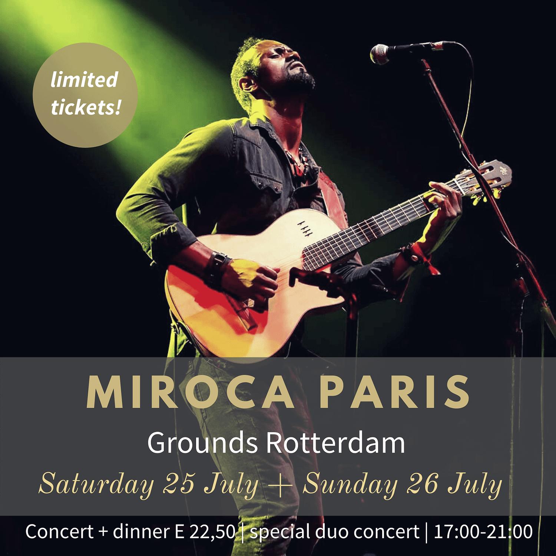 Rotterdam confirmed!